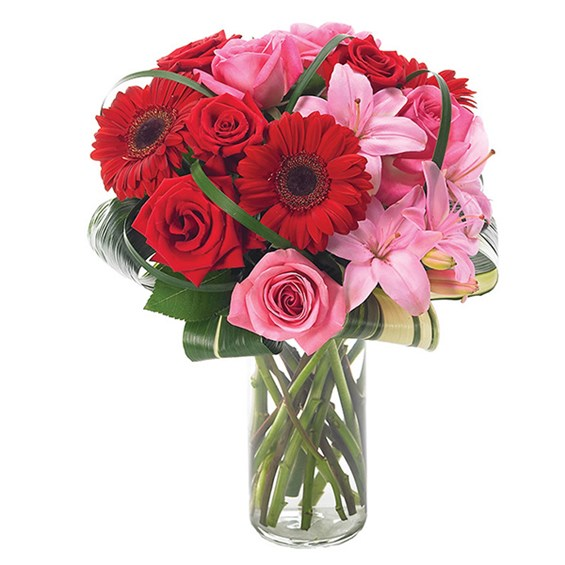 """Blooms a Beauty"" flower bouquet (BF117-11KL)"